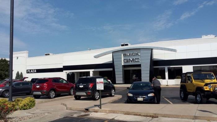 Plaza Buick GMC